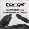 Torqit Aluminised Exhaust System